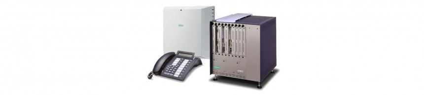 Maintenance on HiPath telephone systems
