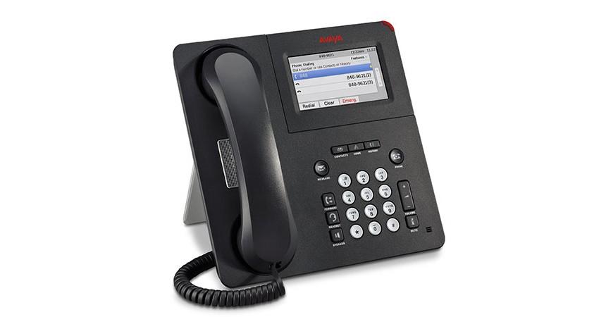 Avaya 9621G Handset