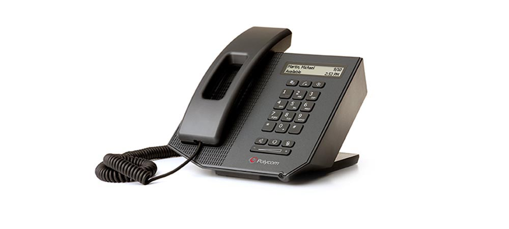 Polycom CX300 handset