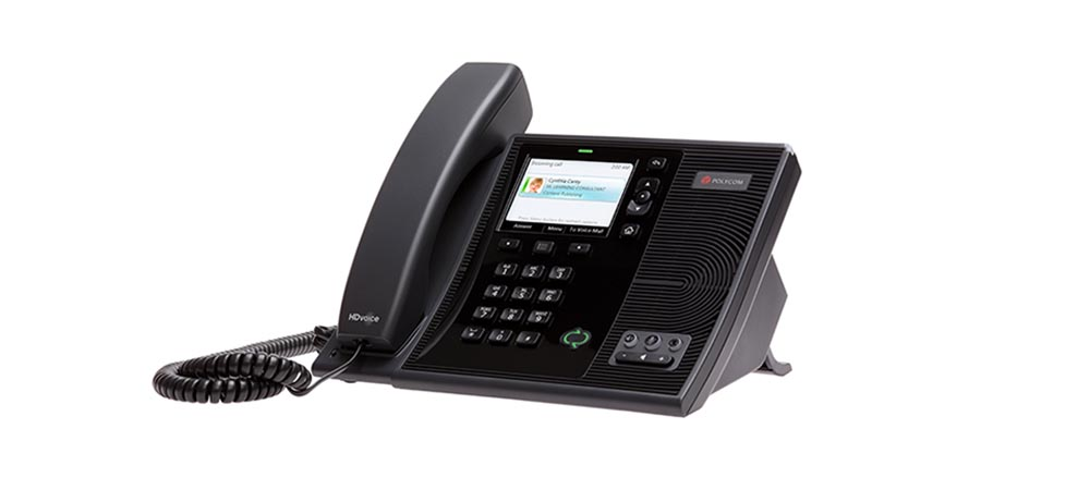 Polycom CX600 handset