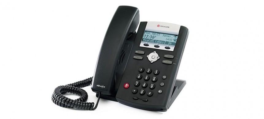 Polycom SoundPoint IP 335 handset