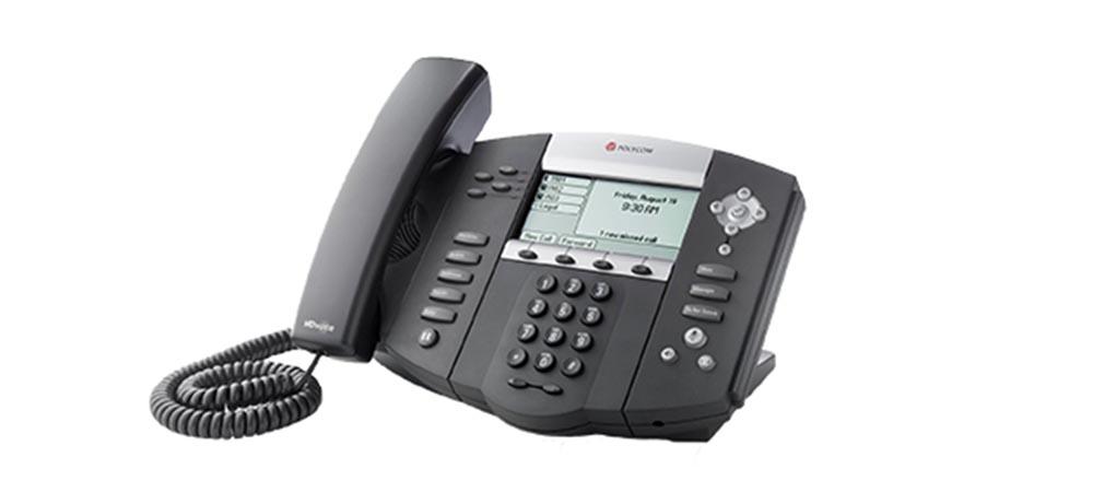 Polycom SoundPoint IP 550 handset