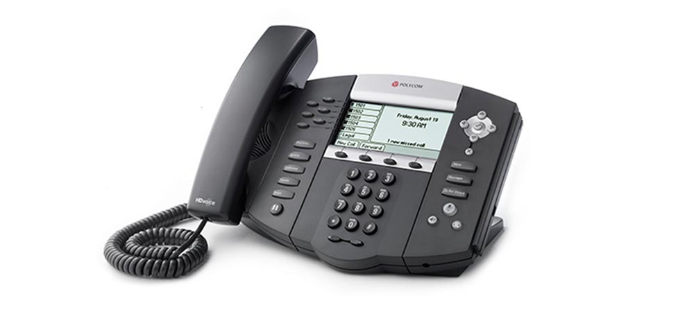 Polycom SoundPoint IP 650 handset