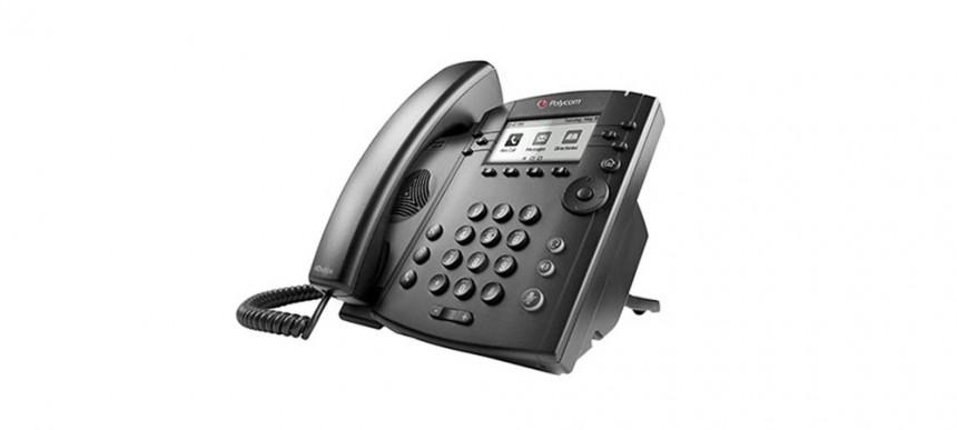 Polycom VVX 301 handset