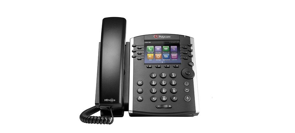 Polycom VVX 410 handset