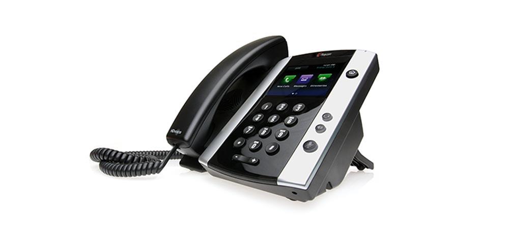 Polycom VVX 500 handset
