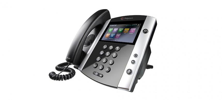 Polycom VVX 600 handset