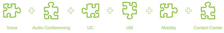 OpenScape Enterprise Express Includes: