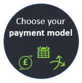 Choose your payment model