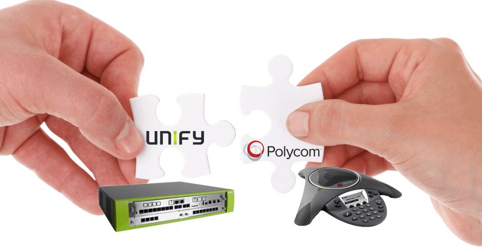 Polycom and Unify Partner