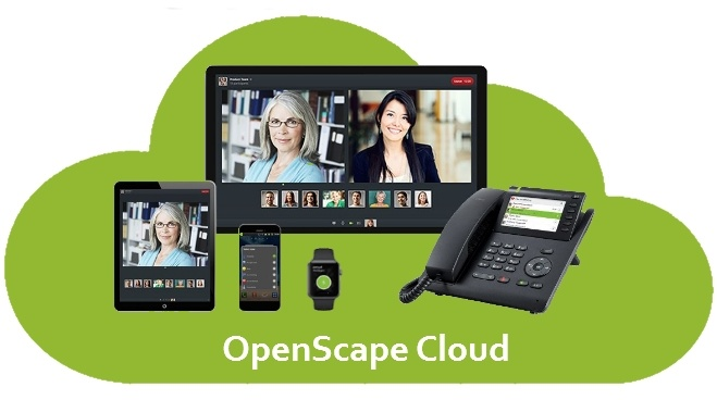 OpenScape Cloud feature image
