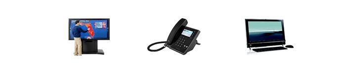 Handset for Skype for Business